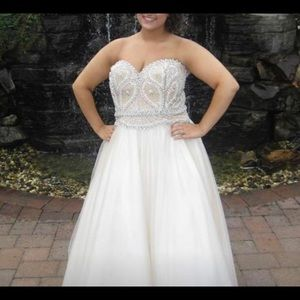 Terani Couture Prom/Sweet 16 Dress